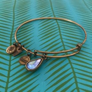 Alex and ani water droplet